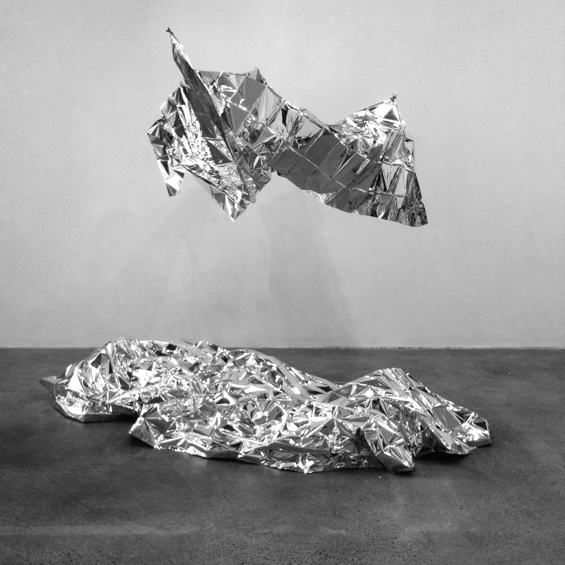 untitled (mylar #1)